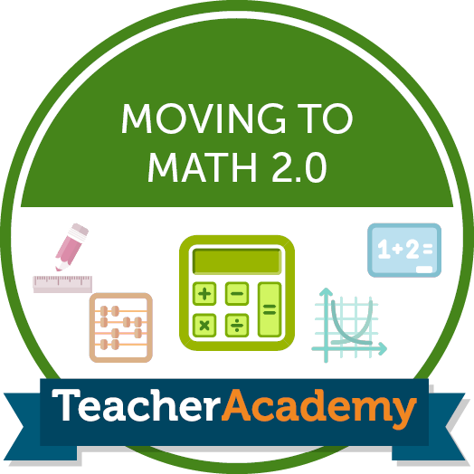 Module 5: Digital technologies in your Maths classroom
